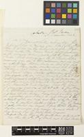 Copy of a letter from N.[Nathaniel] Wallich to William McNab; from Calcutta Botanic Garden [Kolkata, India]; 16 Dec 1845; two page letter comprising two images; folio 422