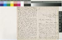 Letter from Sir Henry Barkly to Sir Joseph Dalton Hooker; from Government House, Cape Town; 30 Nov 1873; eight page letter comprising four images; folios 188-189