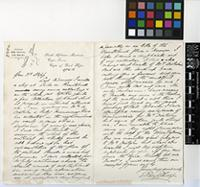 Letter from E. Percy Phillips to Sir David Prain; from the South African Museum, Cape Town; 27 May 1913; two page letter comprising one image; folio 248a