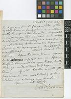 Letters from Robert Graham and N.[Nathaniel] Wallich to Sir William Jackson Hooker; from Frith Street, [London, England]; 7 Oct 1831; four page letter comprising four images; folio 76