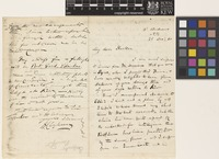 Letter from H.[Hugh Francis Clarke] Cleghorn to Sir Joseph Dalton Hooker; from St Andrews, North Britain [Scotland]; 2 Dec 1860; five page letter comprising three images; folios 178 - 179