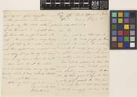 Letter from B.[Benedetto] Scortechini to Sir Joseph Dalton Hooker; from Thaiping [Taiping], Perak, Straits Settlements [Malaysia]; 9 Apr 1885; four page letter comprising two images; folio 247