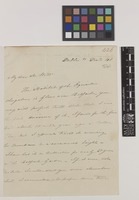 Letter from Francis Whitla to Sir William Jackson Hooker; from Dublin, [Ireland]; 11 Dec 1841; two page letter comprising two images; folio 426