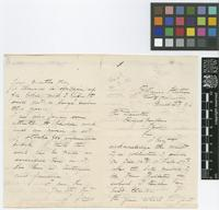 Letter from J.[Joseph] Jones to Sir William Thiselton-Dyer; from Botanic Station, Dominica; 4 Mar 1896; four page letter comprising two images; folio 291