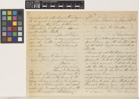 Letter from Henry N.[Nicholas] Bolander to Sir Joseph Dalton Hooker; from San Francisco, [California, United States of America]; 30 June 1868; five page letter comprising three images; folios 60 - 61