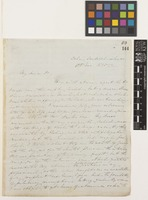Letter from Meredith Gairdner to Sir William Jackson Hooker; from Oahu, Sandwich Islands [Hawaii, United States of America]; 19 Nov 1835; four page letter comprising four images; folio 83