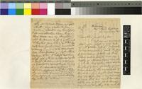 Letter from G. W. Bennett to Sir Joseph Dalton Hooker; from Cape Town, South Africa; 16 Dec 1878; four page letter comprising two images; folio 256