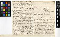 Letter from Sir Henry Barkly to Sir William Jackson Hooker; from Reduit, Mauritius; 5 Jan 1865; six page letter comprising four images; folio 39