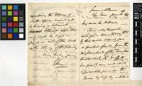 Letter from G. Grey to Sir William Jackson Hooker; from Cape Town; 10 June 1858; four page letter comprising two images; folio 119