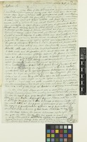 Letter from Robert Wight to Sir William Jackson Hooker; from Manse, Blair Atholl, [Scotland]; 28 June 1833; two page letter comprising two images; folio 170