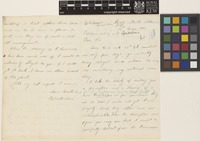Letter from B.[Benedetto] Scortechini to Sir Joseph Dalton Hooker; from Perak, Straits Settlements [Malaysia]; 12 June 1885; four page letter comprising two images; folio 248