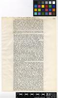 Letter from Clipping from the Kew Bulletin; 1911; two page clipping comprising two images; folios 78-79