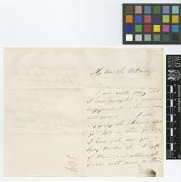 Letter from Robert H.[Hermann] Schomburgk to Sir William Jackson Hooker; from Surbiton near Kingston [England]; 18 Feb 1848; three page letter comprising two images; folio 309