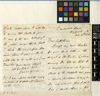 Letter from James Yates to Sir William Jackson Hooker; from Lauderdale House, Highgate; 27 Oct 1858; four page letter comprising two images; folio 638