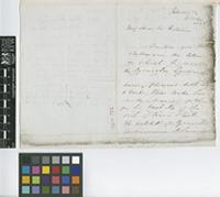 Letter from George Ure Skinner to Sir William Jackson Hooker; from London; 8 Oct c.1842; three page letter comprising two images; folio 326