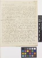 Letter from Lewis D.[David] de Schweinitz to Sir William Jackson Hooker; from Herrnhut, [Germany]; 25 July 1825; four page letter comprising four images; folio 160