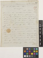 Letter from John McLoughlin to Sir William Jackson Hooker; from Vancouver, [Canada]; 10 Oct 1843; three page letter comprising three images; folio 317