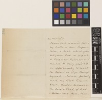 Letter from D.C.[Daniel Coit] Gilman to Sir Joseph Dalton Hooker; from Vienna; 13 Sep 1875; two page letter comprising two images; folio 315