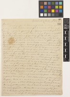 Letter from Thomas Drummond to Sir William Jackson Hooker; from Apalachicola, Florida, [United States of America]; 9 Feb 1835; four page letter comprising four images; folio 75