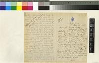 Letter from Harry Bolus to Sir Joseph Dalton Hooker; from Cape Town; 27 Sep 1880; three page letter comprising three images; folios 329-330