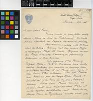 Letter from Henry Harold Welch Pearson to Sir David Prain; from the South African College, Cape Town; 22 March 1911; three page letter comprising three images; folio 463-465