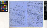 Letter from MacGregor Laird to Sir William Jackson Hooker; from Brighton; 16 Aug 1860; Four page letter comprising of two images; folio 176