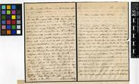 Letter from Dr Fréderic Welwitsch to Sir Joseph Dalton Hooker; from Lisbon; 5 Jan 1862; four page letter comprising of two images; folio 364