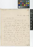 Letter from C.[Charles] Telfair to [Sir William Jackson Hooker]; from Port Louis, Mauritius; 15 Sep 1830; three page letter comprising three images; folio 36