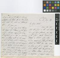 Letter from W.H.[Wiiliam Hunter] Campbell to Sir Joseph Dalton Hooker; from Demerara [Guyana]; 30 Jan 1879; eight page letter comprising four images; folios 263 - 264