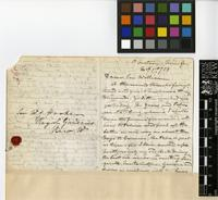 Letter from R. J. Lowe to Sir William Jackson Hooker; from P. Orotava, Tenerife; 1 Mar 1858; four page letter comprising two images; folio 365