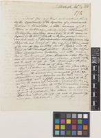 Letter from F.E.L.[Friedrich Ernst Ludwig von] Fischer to Sir William Jackson Hooker; from St Petersburg, [Russia]; 9 Aug 1828; four page letter comprising four images; folio 178