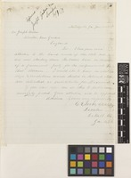 Letter from C.A. Locke to Sir Joseph Dalton Hooker; from Milledgeville, Georgia, [United States of America]; 17 Jan 1879; one page letter comprising one image; folio 476