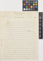 Letter from C.S.[Charles Sprague] Sargent to Sir William Thiselton-Dyer; from Arnold Arboretum, Harvard University, Jamaica Plain, Massachusetts, [United States of America]; 16 Oct 1894; two page letter comprising two images; folios 997 - 998