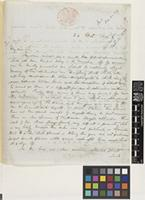 Letter from Charles Ford to Sir William Thiselton-Dyer; from Botanical Gardens, Hong Kong [China]; 24 Oct 1879; two page letter comprising two images; folio 212