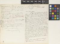 Letter from Henry N.[Nicholas] Ridley to Sir William Thiselton-Dyer; from Singapore; 1 Jan 1898; four page letter comprising two images; folio 671