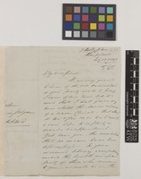 Letter from S. Wilkin to Sir William Jackson Hooker; from 2 Holly Place, Hampstead, [London, England]; 12 July 1841; two page letter comprising two images; folio 430