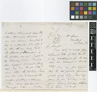 Letter from H.[Henry] Prestoe to Sir Joseph Dalton Hooker; from St Ann's, Trinidad; 26 Jan 1882; seven page letter comprising four images; folios 551 - 552