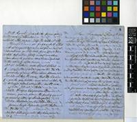 Letter from Henry N. Bolander to Sir William Jackson Hooker; from San Francisco; 5 Dec 1864; seven page letter comprising 4 images; folios 4 - 5