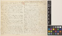 Letter from Asa Gray to Sir William Jackson Hooker; from Cambridge, [United States of America]; 21 Dec 1853; four page letter comprising two images; folio 177