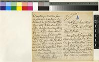 Letter from Swinburne Ward to Sir Joseph Dalton Hooker; from Port Louis, Mauritius; 25 Sep 1869; four page letter comprising two images; folio 611