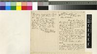 Letter from Harry Bolus to Sir Joseph Dalton Hooker; from the Cape of Good Hope; 18 May 1874; two page letter comprising one image; folio 308