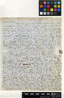 Letter from William Henry Harvey to Sir William Jackson Hooker; from Cape Town; 15 July 1841; two page letter comprising two images; folio 96