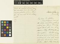 Letter from Clements R. Markham to Sir William Jackson Hooker; from India Office, [London, England]; 20 June 1862; four page letter comprising two images; folio 279
