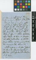 Letter from Lieutenant Governor J.[John] Scott to Sir William Jackson Hooker; from Government House, Labuan, [Malaysia]; 18 May 1854; three page letter comprising three images; folio 287