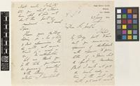 Letter from G.[George] King to Sir Joseph Dalton Hooker; from Royal Botanic Garden, Seebpore [Shibpur], India; 23 Jan 1883; 20 page letter comprising ten images; folios 595 - 599