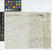 Translation of a letter from H.[Hermann] Wagener to Sir William Jackson Hooker; from La Guayra [La Guaira, Venezuela]; 15 Nov 1849; three page letter comprising two images; folio 371