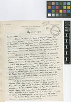 Letter from C.H.[Charles Herbert] Lankester to Sir Arthur William Hill; from Hacienda Las Concavas, Cartago, Apartado 32, Costa Rica; 5 Sep 1928; two page letter comprising two images; folio 102