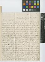 Letter from George Gardner to Joseph [Dalton Hooker]; from Pernambuco [Brazil]; 24 May 1838; four page letter comprising three images; folio 22
