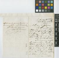 Letter from John Parkinson to Sir William Jackson Hooker; from Cambridge Terrace, Hyde Park [London]; 23 Dec 1841; four page letter comprising two images; folio 242