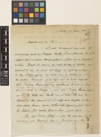 Letter from Edward Tuckerman to Sir William Jackson Hooker; from Berlin, [Germany]; 26 Mar 1850; three page letter comprising three images; folio 480